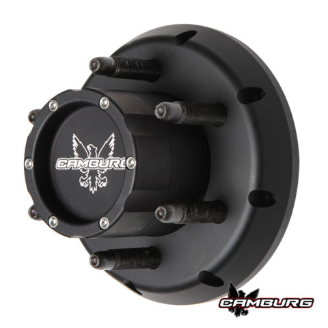 Camburg 2.0 Front Hub Kit [5 on 5.5 | offset WMS]