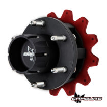 Camburg 2.5 TT Front Hub Kit (6 on 6.5)