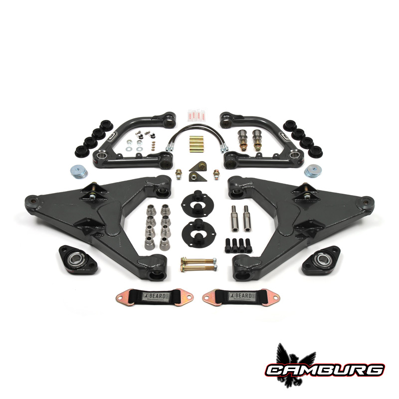 Camburg Toyota Tacoma Pre/4wd 05-15 Long Travel Kit
