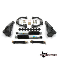 Camburg Ford Ranger Edge 2wd 01-12 Entry Level 6.0 Kit