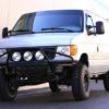 Camburg Ford E-Series Van 2wd 97-14 Baja Performance Kit