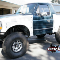 Ford Bronco/F-150 4wd '86-96 4.0 Prerunner Kit