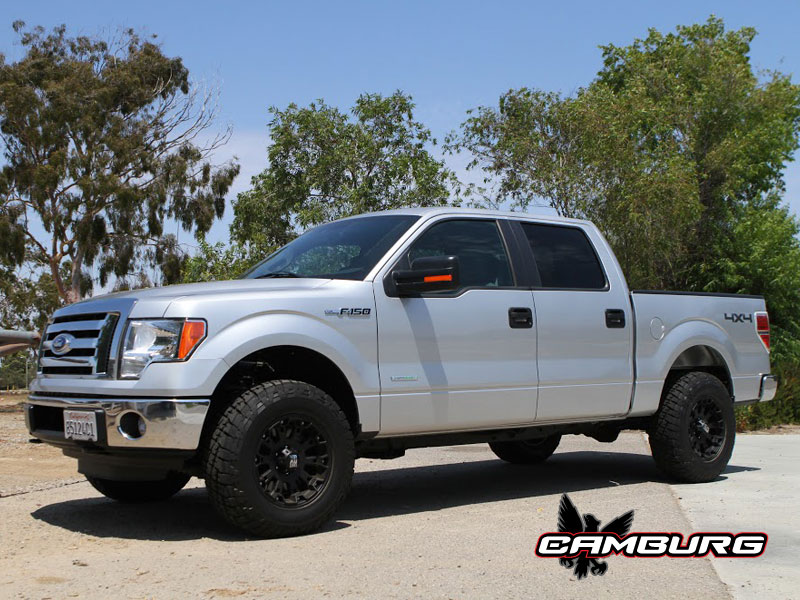 FOX Ford F-150 4WD 09-13 Factory 2.5 Kit