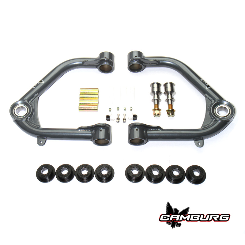 Camburg Ford Raptor 10-14 Performance 1.25 Uniball Upper Arms