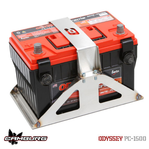 Camburg Stainless Steel Odyssey PC1500 Battery Box