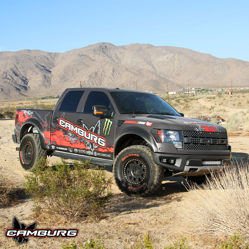 FOX Ford Raptor 4wd 10-14 Performance 3.0 Kit