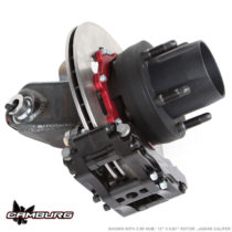 F-150 2wd Race I-beam Spindles w/Camburg Hubs