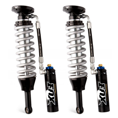 FOX Nissan Titan 2wd/4wd 04-15 2.5 Remote Front Coilovers