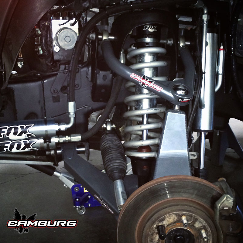 Camburg Ford SVT Raptor 10-14 Performance Spindle Kit