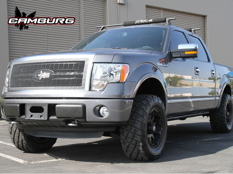 superior fox ford #1: FOX Ford F-150 4WD 2014 Factory 2.5 Kit