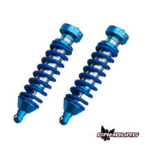 KING Toyota Tacoma Pre/4wd 96-04 2.5 IFP Front Coilovers