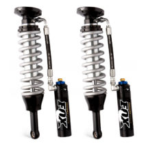 FOX Toyota FJ 2wd/4wd 07-09 2.5 Remote Front Coilovers