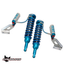 KING Toyota 4-Runner 2wd/4wd 10-15 2.5 Remote Front Coilovers