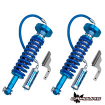 King Ford F-150 4wd 04-08 2.5 Remote Front Coilovers