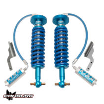 King Ford F-150 4wd 14-15 2.5 Remote Front Coilovers