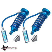 KING Nissan Titan 2wd/4wd 04-15 2.5 Remote Front Coilovers