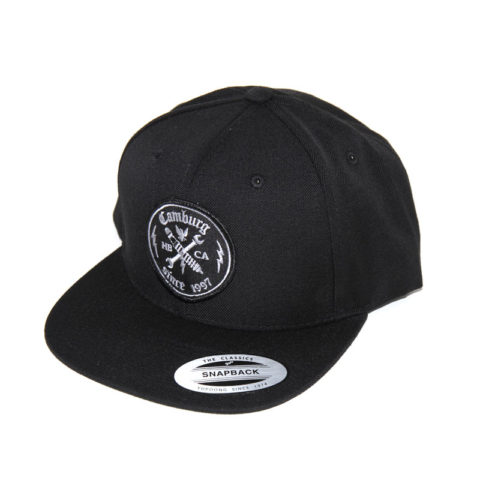 "Camburg ""Circa 97"" Trucker Hat (black)"