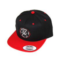 "Camburg ""Circa 97"" Trucker Hat (blk/red)"