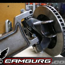 Ranger 2wd Race I-beam Spindles w/Camburg Hubs