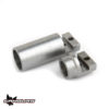 Camburg 4130 Billet Notch Tube Clamps