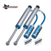 KING Toyota Tacoma Pre/4wd 05-15 2.5 Rear Shocks