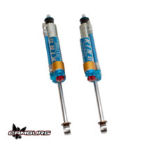 KING Toyota 4-Runner 2wd/4wd 96-02 2.5 Rear Shocks