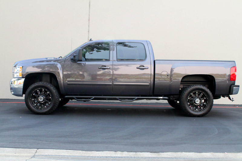 KING Chevy/GMC 2500HD 2wd/4wd 01-10 Performance 2 5 Kit