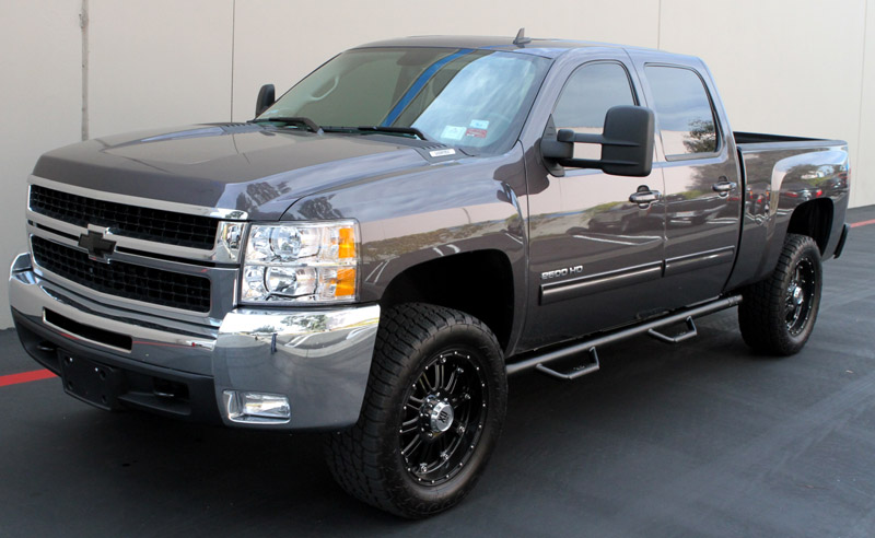 King Chevy Gmc 2500hd 2wd 4wd 01 10 Performance 2 5 Kit