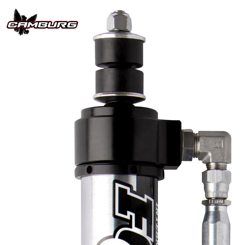 FOX Toyota Tundra 2wd/4wd 07-15 2.5 Rear Shocks