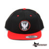 "Camburg ""Warbird"" Trucker Hat (blk/red)"