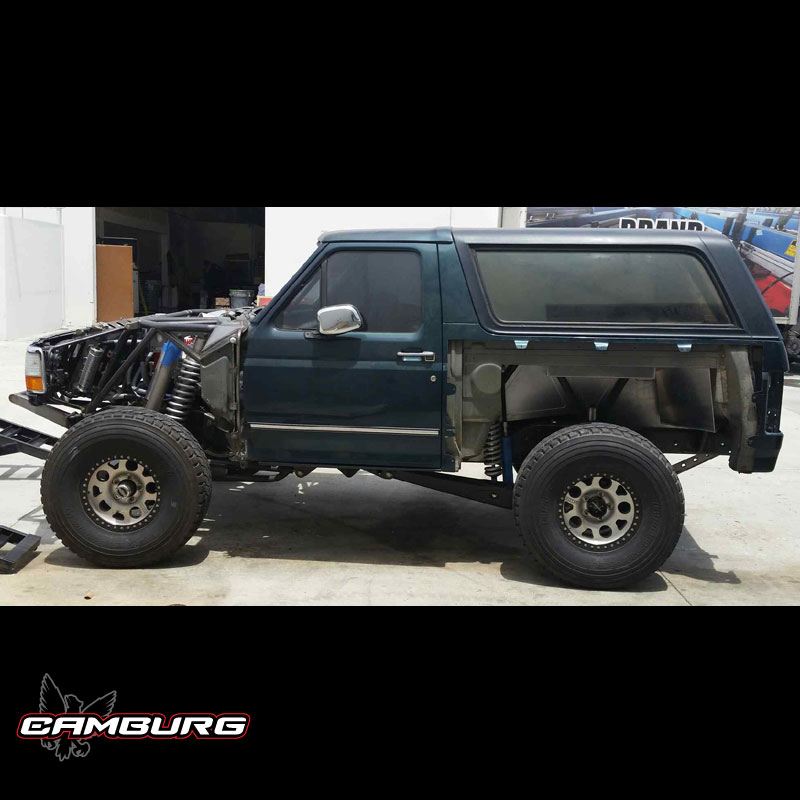 Ford Bronco 4wd '92-96 4-Link Kit | Camburg Engineering