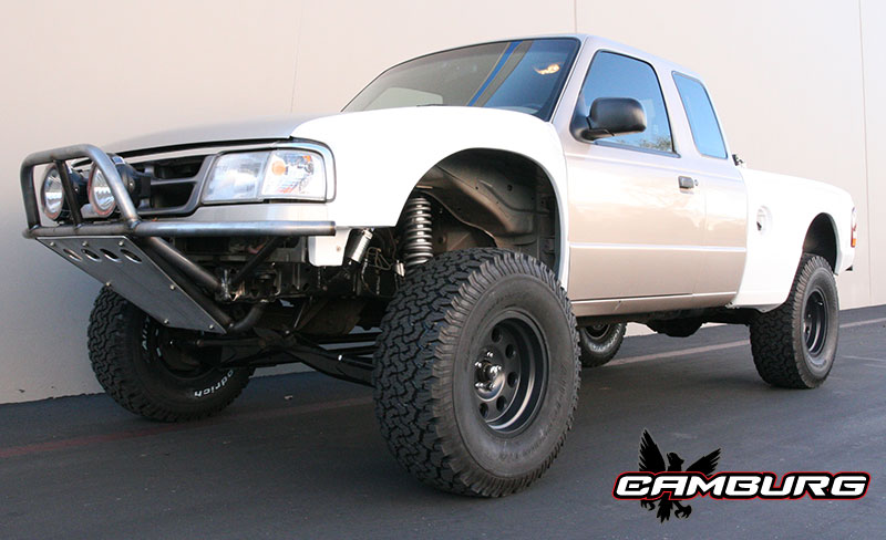 Camburg Ford Ranger 2wd 4wd 89 97 Coilover Engine Cage