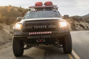 Rigid Industries Features Camburg Trail Edition Tundra At
