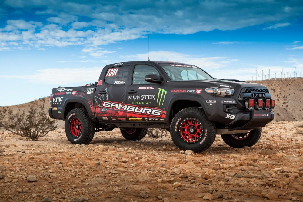 Jason Campbell took the lead in building the intrepid Tacoma ...