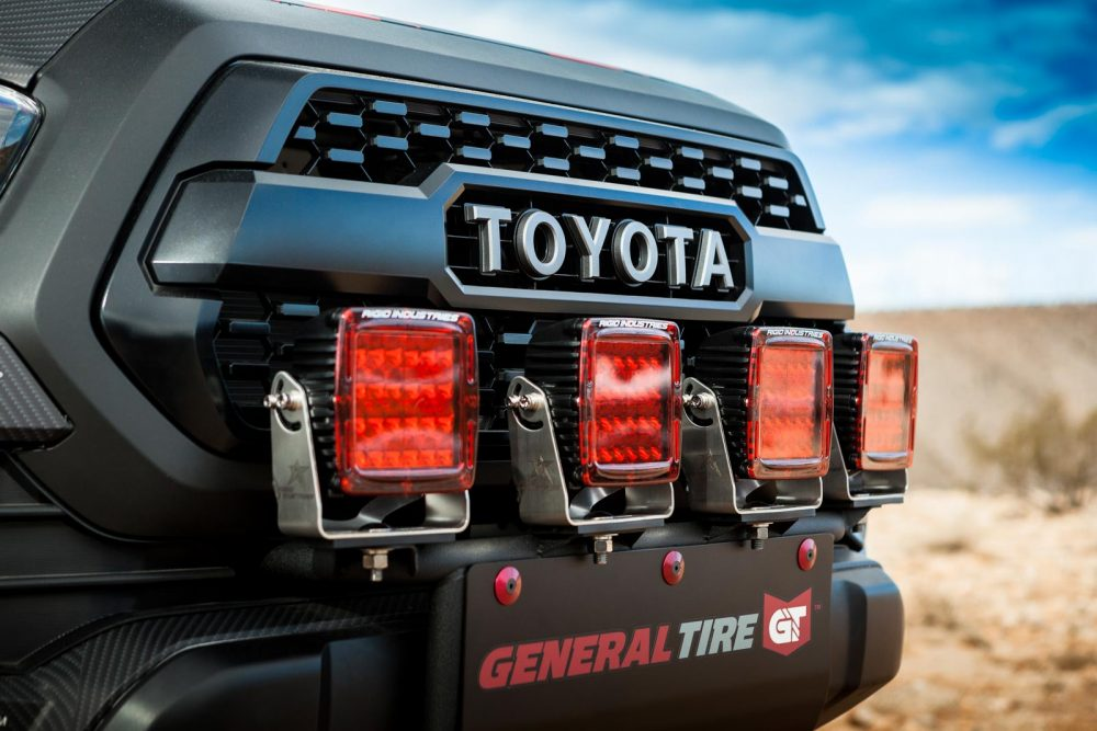 Camburg Built 2017 Toyota Tacoma Trd Pro Camburg Engineering