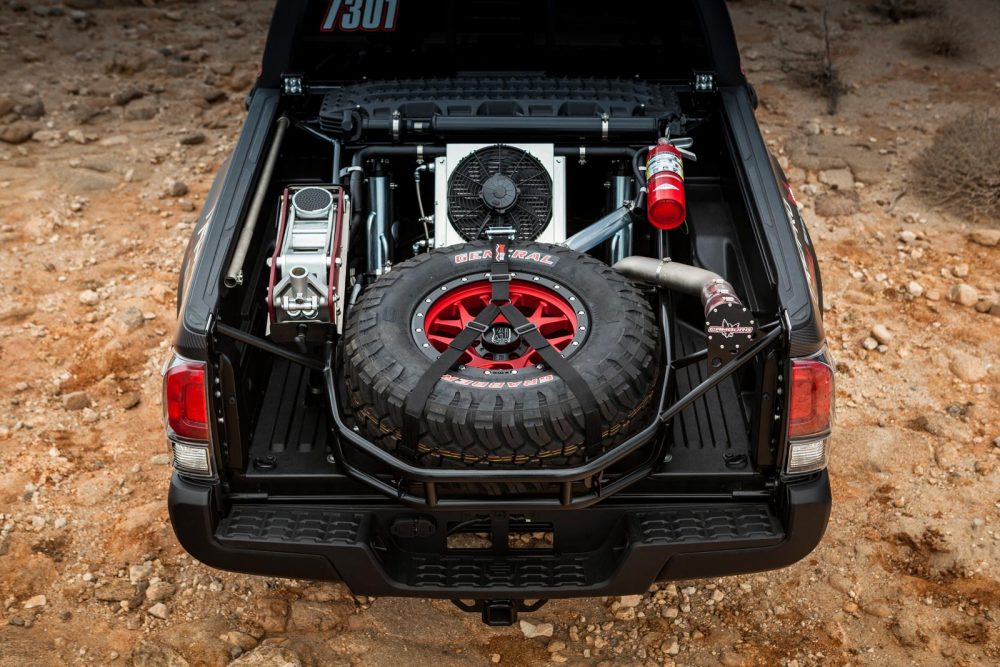 Camburg Built 2017 Toyota Tacoma TRD PRO | Camburg Engineering