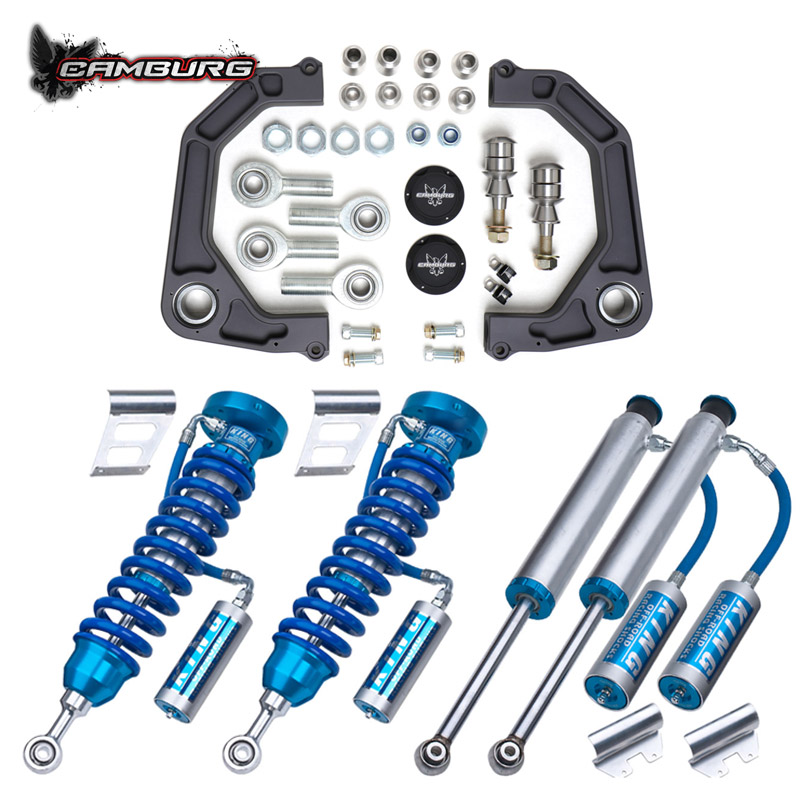 """3/"""" Front Lift Leveling Kit for 05-18 Toyota Tacoma FJ Cruiser Billet MADE IN USA"""